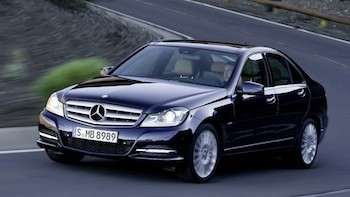 Mercedes-Benz C Class Diesel Coming To U.S. in 2012