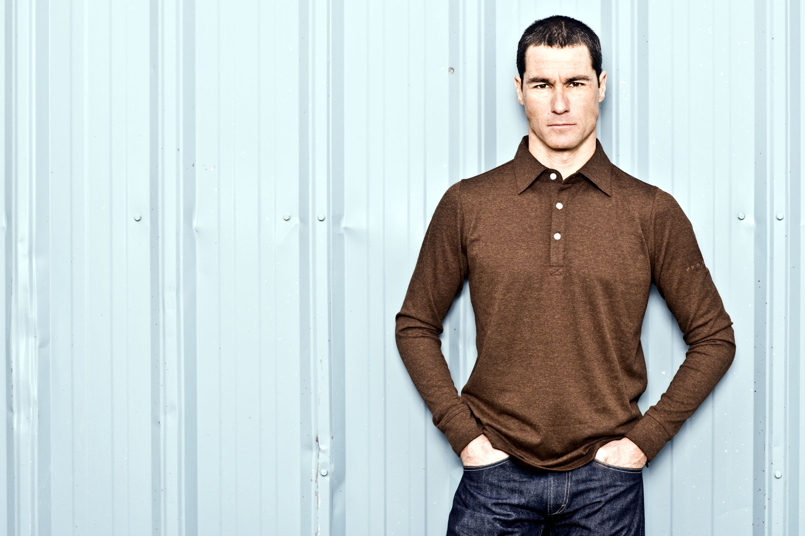 Coolmax Merino Long Sleeve Polo