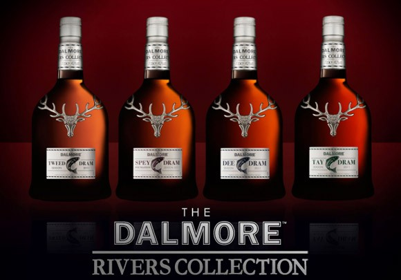 The Dalmore Rivers Collection