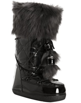 Dior Quiled Snow Boots