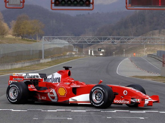 Ferrari F1 Car Listed for Sale at $3 Million