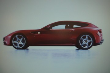 Ferrari Confirms AWD Hatchback Ferrari