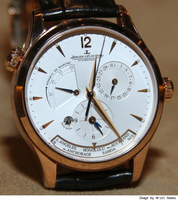 Jaeger-LeCoultre Master Geographic Watch For 2011