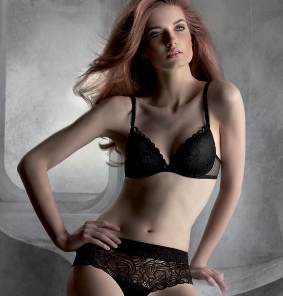 Luxe Lingerie from La Perla for Valentine's Day