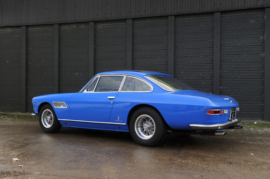 Ex-John Lennon 1965 Ferrari 330 GT