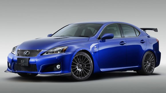 Lexus Unveils Performance Models in Tokyo