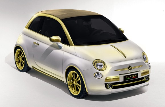 Chinese Man Orders a €500,000 Fiat 500