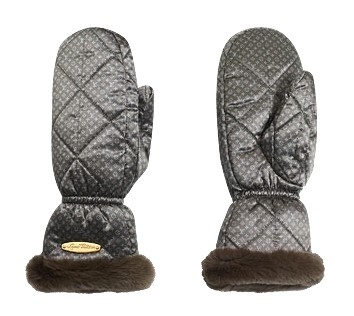 Louis Vuitton Igloo Mittens