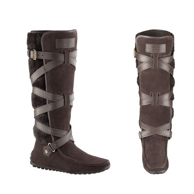 Louis Vuitton Jane High Boot