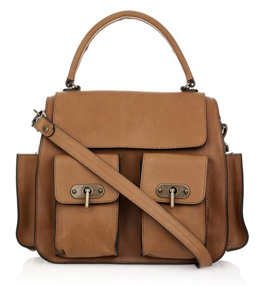 Marni Small Leather Satchel