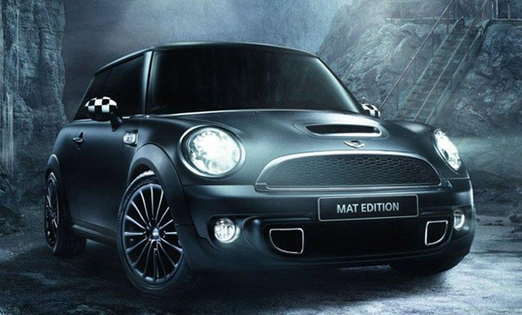 Mini Cooper Mat Edition exclusive to France