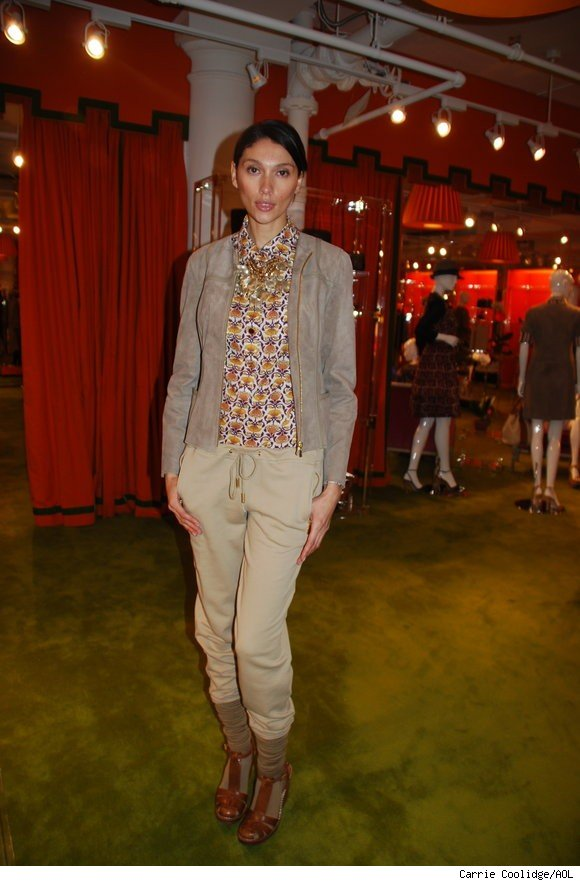Tory Burch's Pre-Fall 2011 Collection