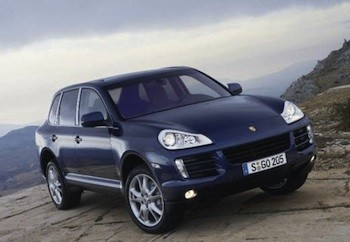 Porsche Cayenne Diesel