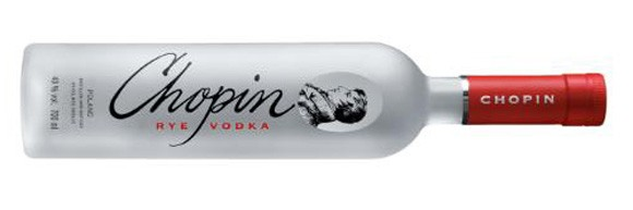 Chopin Launches New Premium Rye Vodka