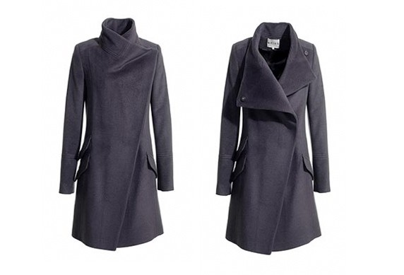 Reiss Bally Wool Coat