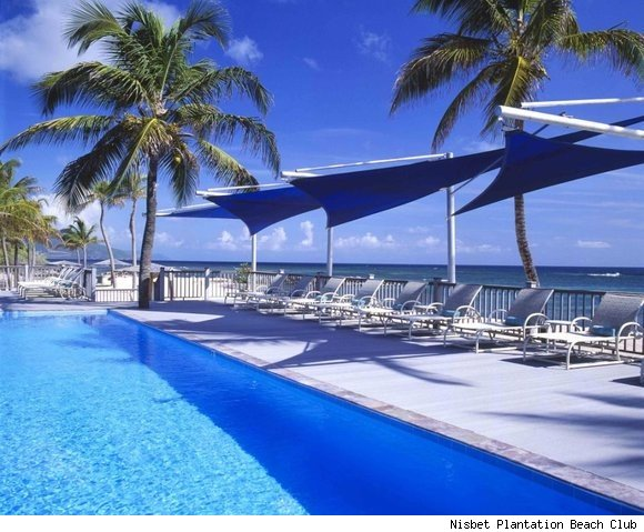 Nisbet Plantation on Nevis Offers New Years' Resolution Free Vac