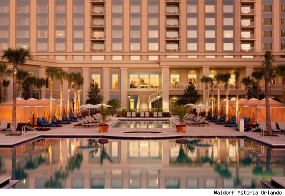 Waldorf Astoria's Chocolate, Wine & Romance Weekend