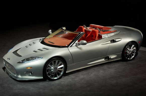 Spyker C8 Aileron Spyder Gears Up for Limited Production