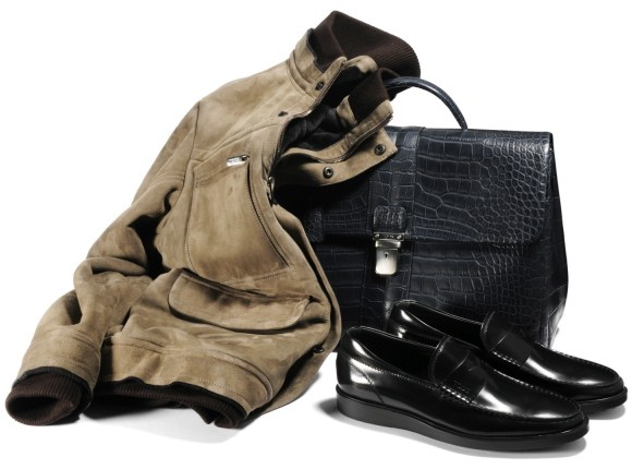 Tod's Unveils Men's A/W 2011-12 Collection