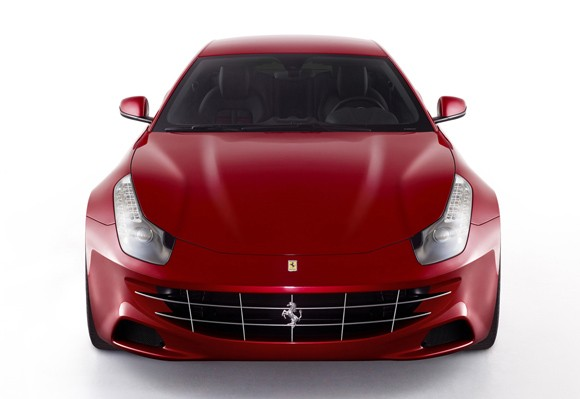 Ferrari Presents the All-New FF