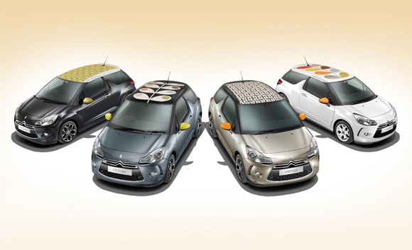 Citroën DS3 by Orla Kiely Collection
