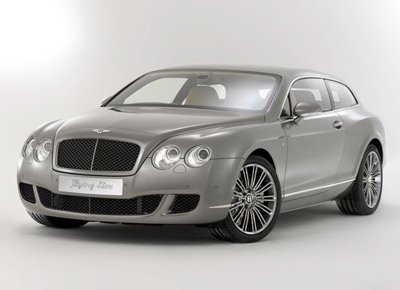 Carrozzeria Touring Superleggera Taking Orders for Bentley Flying Spur