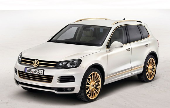 Volkswagen Touareg Gold Edition &amp; Race Touareg 3 Qatar