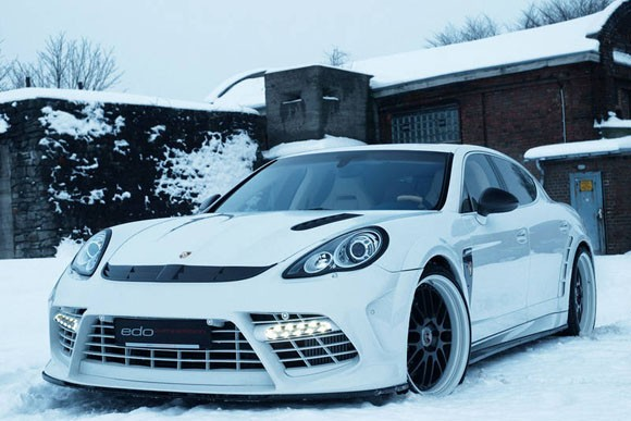 Moby Dick: 750hp Porsche Panamera Turbo by Edo Competition