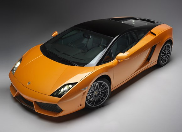 Lamborghini Gallardo Bicolore Edition