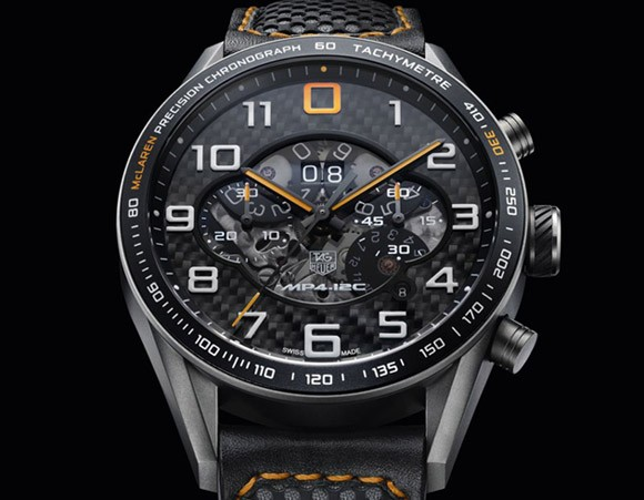 TAG Heuer Carrera MP4-12C for McLaren