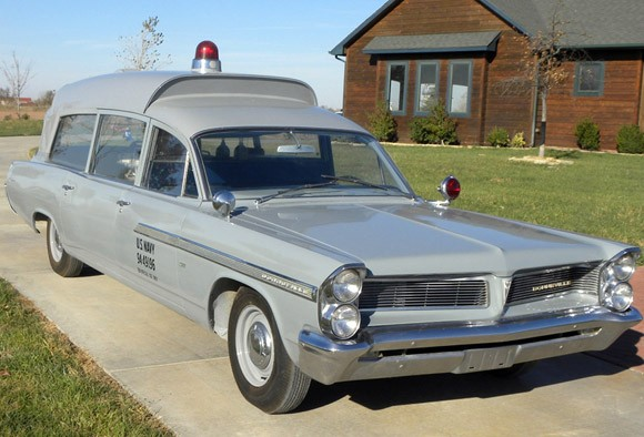 JFK Ambulance Sold for $120,000 Despite Authenticity Doubts