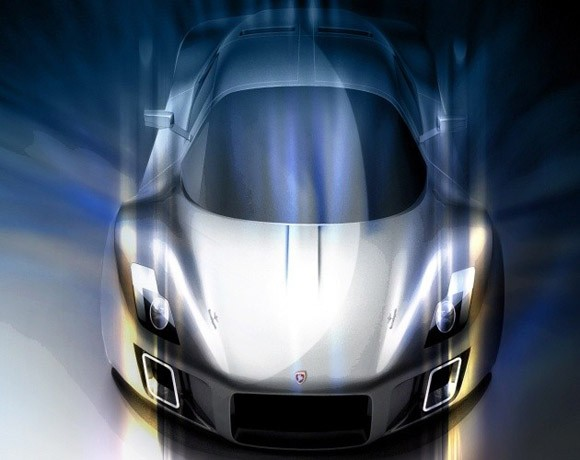 Gumpert Gives Us a Glimpse at the new Tornante Supercar