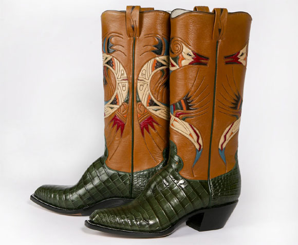 Luxist Speaks to Lisa Sorrell about Cowboys and Sorrell's Custom Boots