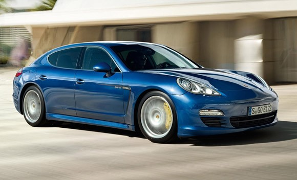 Porsche Panamera S Hybrid
