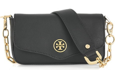 Tory Burch Saffiano Classic Leather Bag