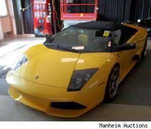 lamborghini manheim auctions