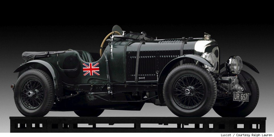 1929 Blower Bentley