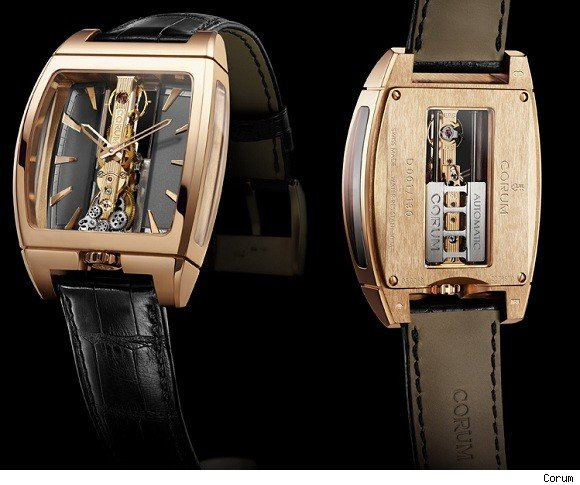 Corum Golden Bridge Automatic Watch