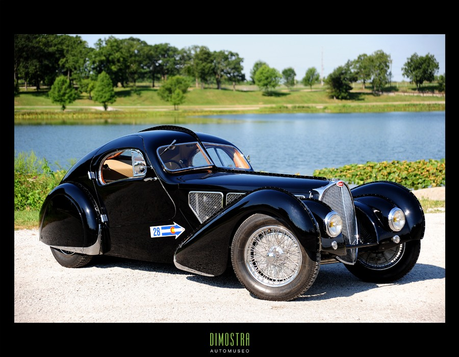 1935 Bugatti, DeDobbeleer 2