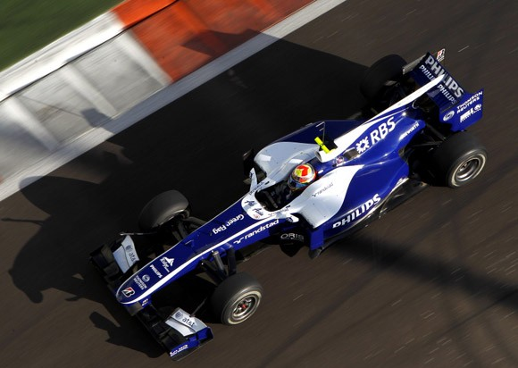 Williams Formula One Racing Team Offered on Frankfurt Stock Exchange