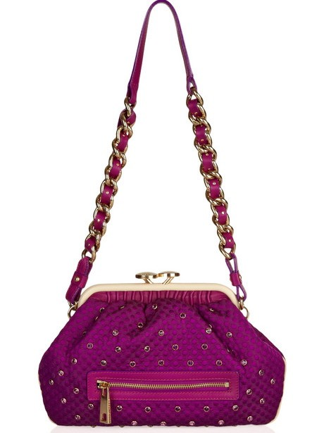 Marc Jacobs Crystal-Embellished Bag