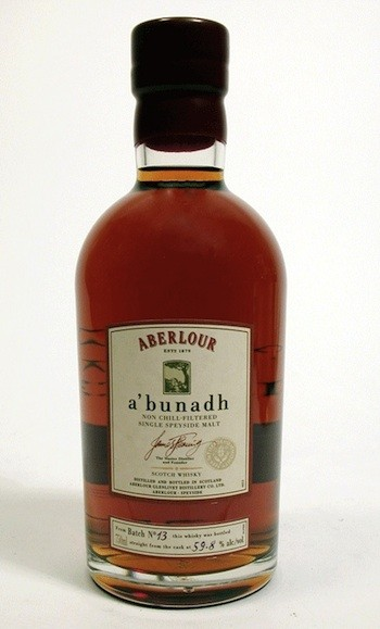 Aberlour a'bunadh
