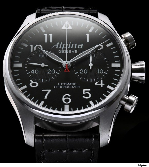Alpina Startimer Pilot Watches
