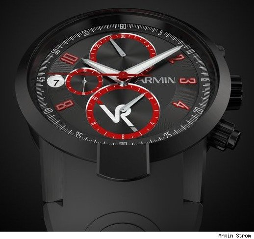 Armin Strom Racing Chronograph Watch