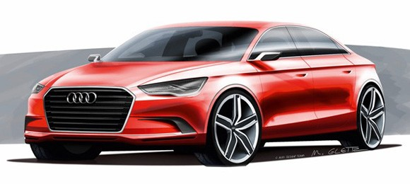 Audi A3 Concept