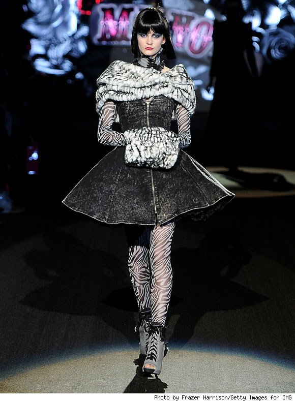 Betsey Johnson Fall 2011 Collection
