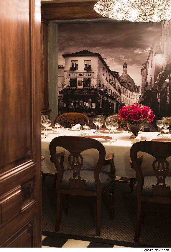 Celebrate Valentine's Day at Benoit New York, Alain Ducasse's French Bistro