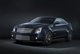 Cadillac Black Diamond Edition Sparkles and Shines