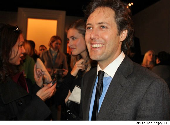 David Lauren at the Ralph Lauren Fall 2011 Collection Presentation