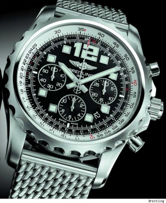 Breitling Chronospace Automatic Watch